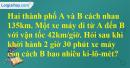 Bài 4 trang 145 sgk toán 5 tiết 137 luyện tập
