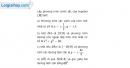 Bài 75 trang 115 SBT Hình học 10 Nâng cao