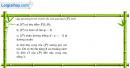 Bài 86 trang 118 SBT Hình học 10 Nâng cao