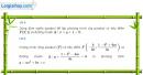 Bài 87 trang 118 SBT Hình học 10 Nâng cao