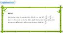 Bài 97 trang 121 SBT Hình học 10 Nâng cao