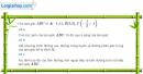 Bài 100 trang 121 SBT Hình học 10 Nâng cao