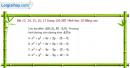 Bài 13, 14, 15, 16, 17 trang 126 SBT Hình học 10 Nâng cao