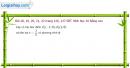 Bài 18, 19, 20, 21, 22 trang 126, 127 SBT Hình học 10 Nâng cao