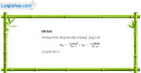 Câu 4.2 trang 133 sách bài tập Đại số và Giải tích 11 Nâng cao