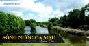 Viết đoạn văn khoảng 3-5 câu về cảnh sông nước ở vùng Cà Mau trong đó có sử dụng ít nhất một phép so sánh.