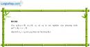 Bài 4 trang 140 sgk giải tích 12