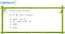 Câu 5.8 trang 180 sách bài tập Đại số và Giải tích 11 Nâng cao