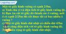 Bài 1, bài 2, bài 3, bài 4 trang 168, 169 sgk Toán 4