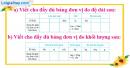 Bài 1 trang 152 sgk toán 5