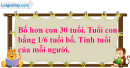 Bài 1, bài 2, bài 3, bài 4, bài 5  trang 176, 177 sgk Toán 4
