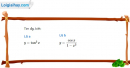 Bài 2 trang 171 sách giáo khoa Đại số và Giải tích 11