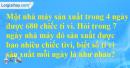 Bài 1, 2, 3, 4, 5 Tiết 3 trang 5 sgk Toán 4
