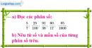 Bài 1 trang 4 SGK Toán 5