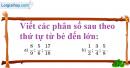Bài 2 trang 7 sgk Toán 5.