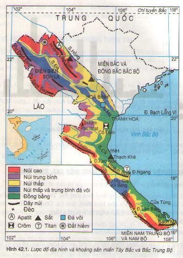 Miền Bắc Va Bắc Trung Bộ Co Khi Hậu đặc Biệt Do Tac động Của địa Hinh địa Li Lớp 8